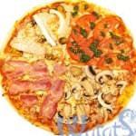Заказать пиццу 4 сезона на Watatsumi