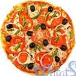 Заказать вегетарианскую пиццу с доставкой в Днепре