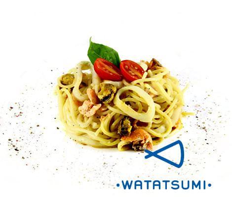 pasta-spagetti-s-moreproduktami-v-slivochnom-souse