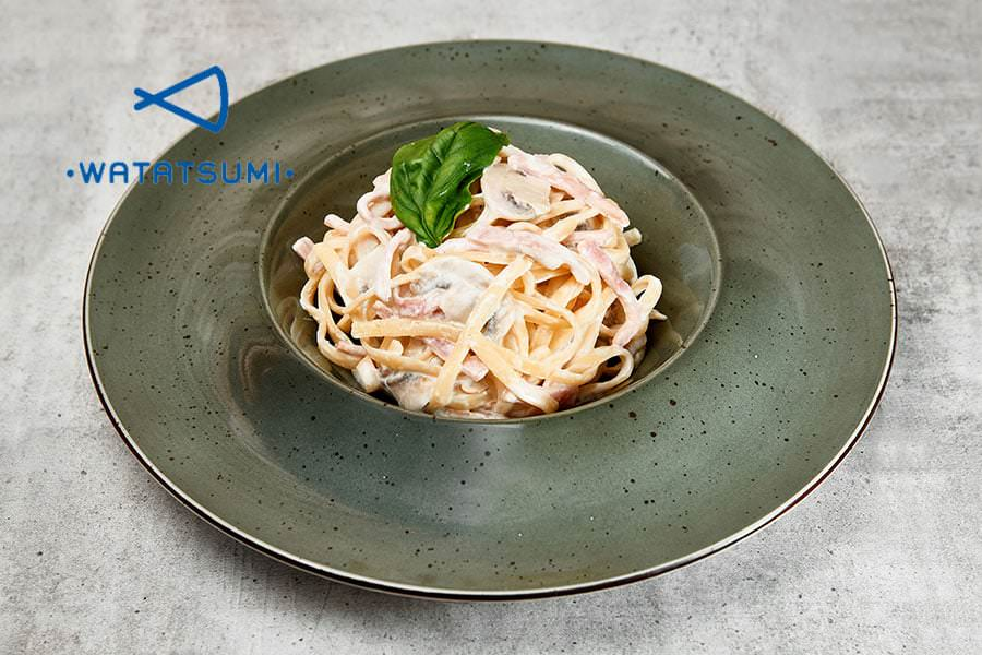 pasta-vetchina-griby
