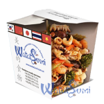 Соевая с морепродуктами