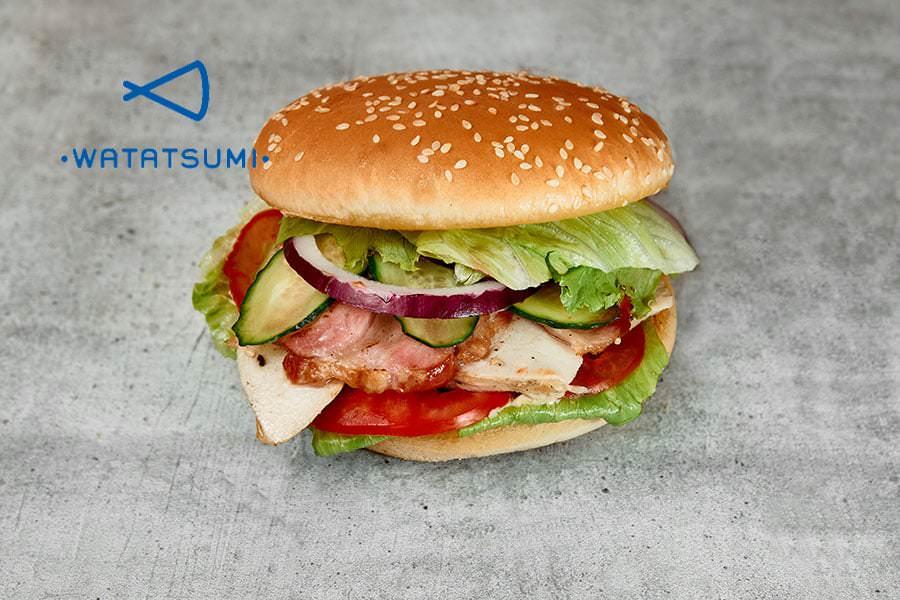 bekon-burger
