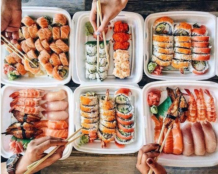 суши и роллы в чем отличие
