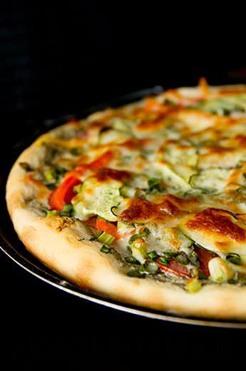 пицца в духовке пошагово