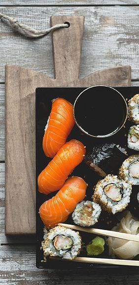 рецепт как готовить домашние суши