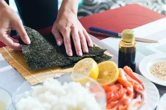 Как выбрать нори для суши