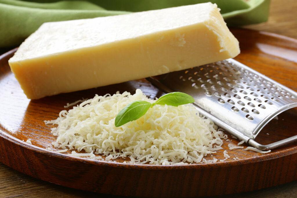 Сыр для второго слоя